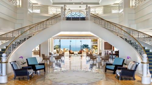 Loews Coronado Bay Resort, Hotels, Interior Design