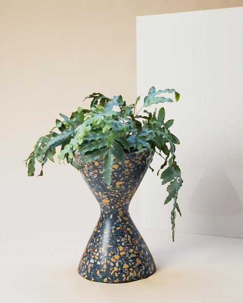 Vases & Vessels by LAUN seen at LAUN Studio, Los Angeles - Confetti Planter