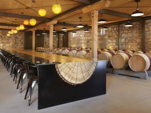 HALL Wines, Bars, Interior Design