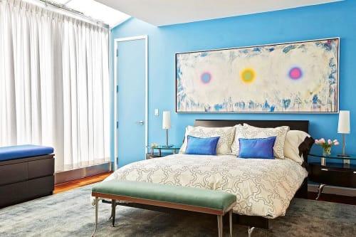 Interior Design by Marie Burgos Design at SoHo Residence, New York - Interior Design