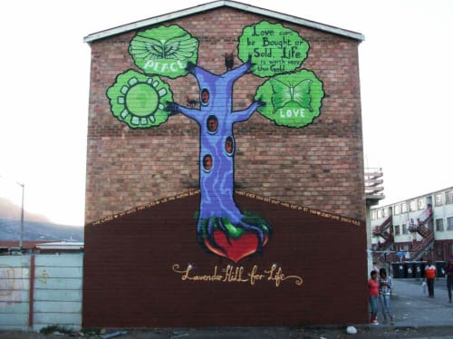 Claire Homewood - Murals and Art