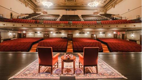 Nourse Theatre, Event Venues, Interior Design