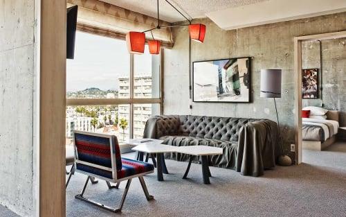 The LINE LA, Hotels, Interior Design