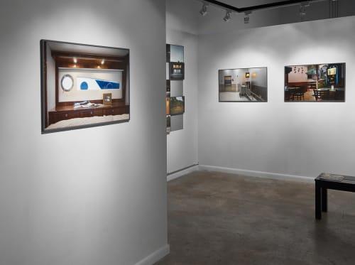 Artmedia Gallery, Wynwood, Miami, FL, Art Galleries, Interior Design