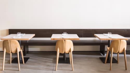 Chairs by Mattiazzi Italy at In Situ, San Francisco - Osso Chair