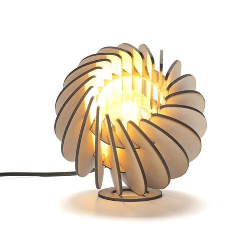 Lamps by Van Tjalle en Jasper seen at Private Residence, Amersfoort - Atmosphere Table Lamp