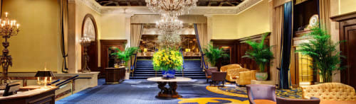The Drake, a Hilton hotel, Hotels, Interior Design