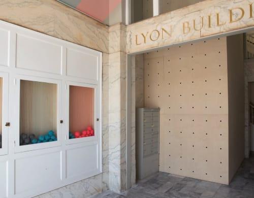 The Lyon Building, Offices, Interior Design