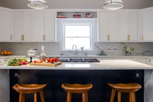 Interior Design by SKIN Interior Design seen at Lincoln Park Residence, Chicago - Interior Design