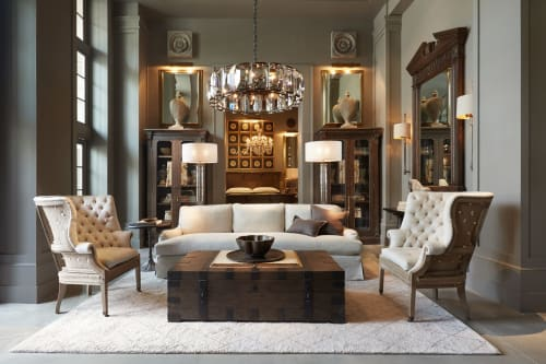 Restoration Hardware Furniture Wescover