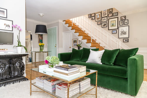 Interior Design by Kerra Michele Interiors seen at Private Residence, Washington - BUREAU