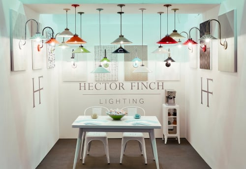 Hector Finch - Lighting