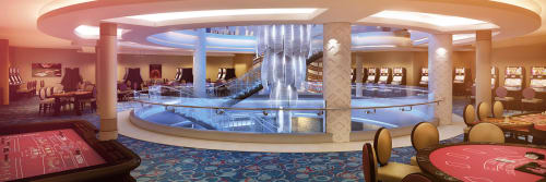 Norwegian Cruise Line - NORWEGIAN ESCAPE 693, Public Service Centers, Interior Design