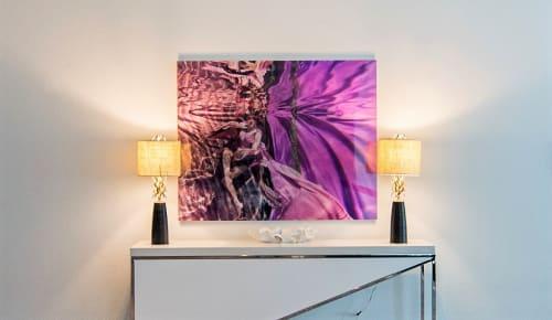 Photography by Ilse Moore seen at Loews Miami Beach Hotel, Miami Beach - Fashion Purple