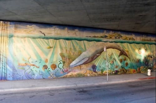 Lou Silva - Street Murals and Public Art