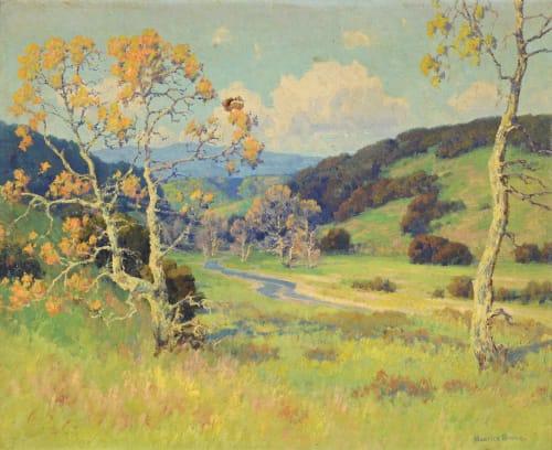 Maurice Braun - Paintings and Art
