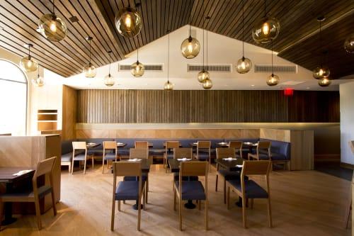 SUGARFISH by sushi nozawa, Commons Way, Restaurants, Interior Design
