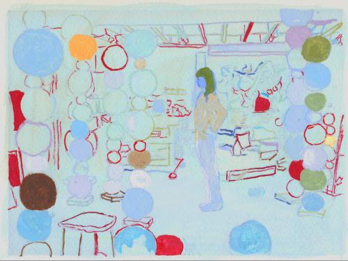 Kerri Scharlin - Paintings and Art