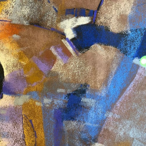 Paintings by Karen O'Brien Fine Art seen at Private Residence, Bellevue - Nomad