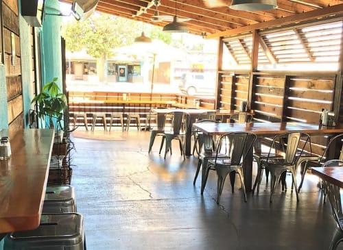 Patio Burgers & Beer, Restaurants, Interior Design