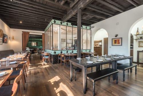 Felix, Restaurants, Interior Design