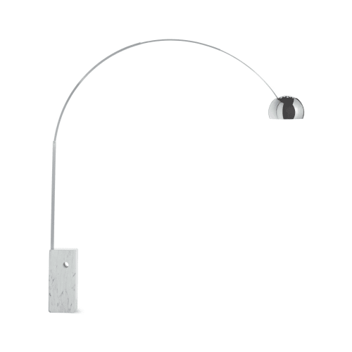 Lighting by Achille and Pier Giacomo Castiglioni seen at The James New York, New York - Arco Floor lamp