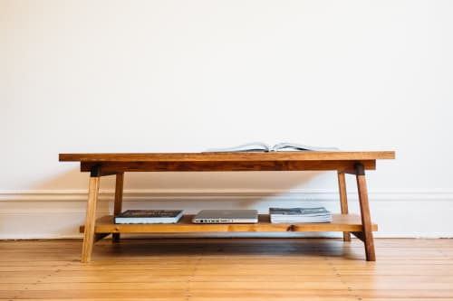Tables by JD.Lee Furniture seen at The Plant Room, Manly - Stoke Coffee Table