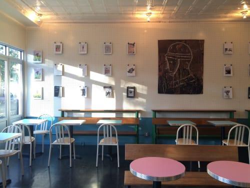 Cafe Henrie, Cafès, Interior Design