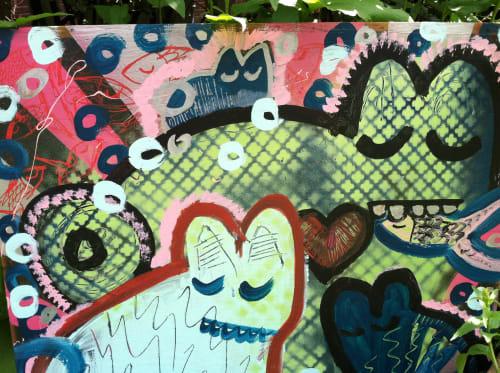 AJ Sharkstar - Murals and Art