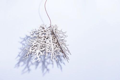 Pendants by Brandon Perhacs - Abstraction