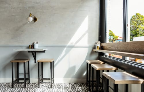 Barzotto, Restaurants, Interior Design