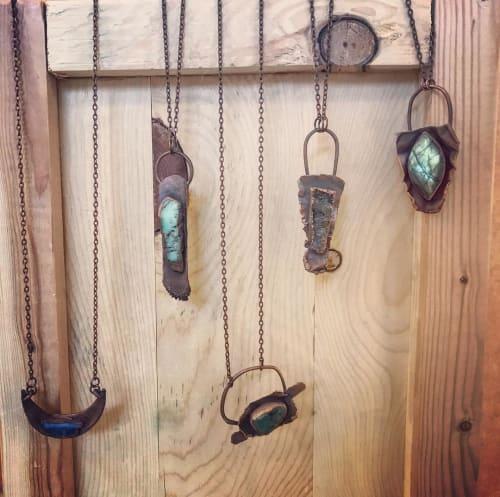Apparel & Accessories by D.Lea Design   Dara Rosenwasser seen at Hands Gallery, San Luis Obispo - Jewelries