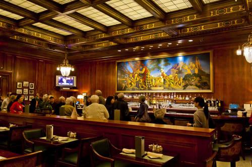 Pied Piper Bar & Grill, Bars, Interior Design
