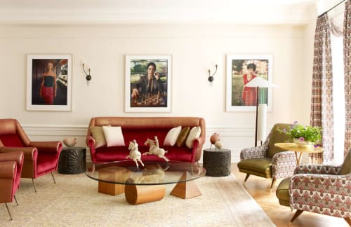 Interior Design by Alexandra Loew seen at Private Residence, New York - Interior Design