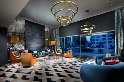 Ten50 Condos, Hotels, Interior Design