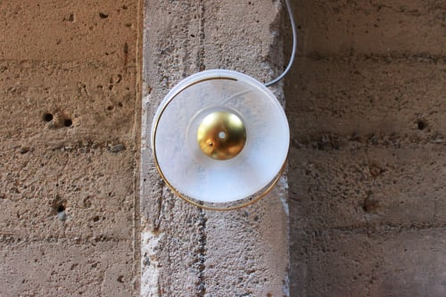 Sconces by Studio Palanquin at The Progress, San Francisco - Bullough Sconces