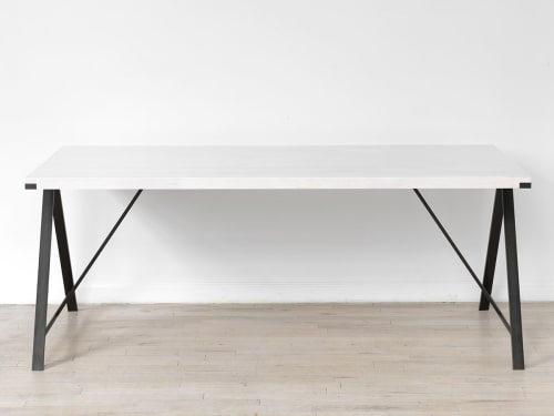 Tables by Kin & Company seen at Private Residence, New York - A-Console Table