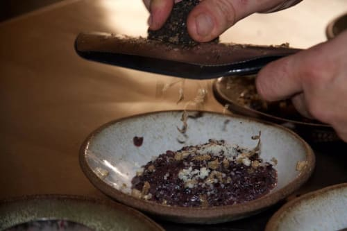 Tableware by Mary Mar Keenan at Alloy Bistro Gourmet, Miami - Dessert Bowl