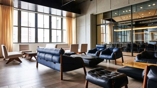 Chairs by Percival Lafer seen at Spring Place, New York - MP-081 Armchair