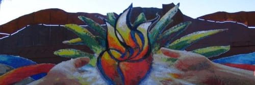 Joshua Sarantitis - Street Murals and Public Art