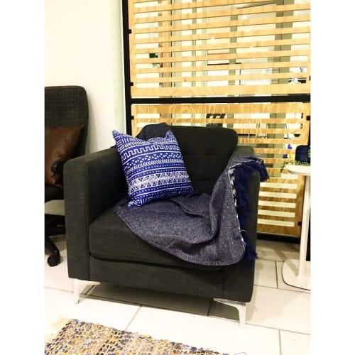 Pillows by SunBurst seen at VMLY&R, Sandton - Marang Pillow