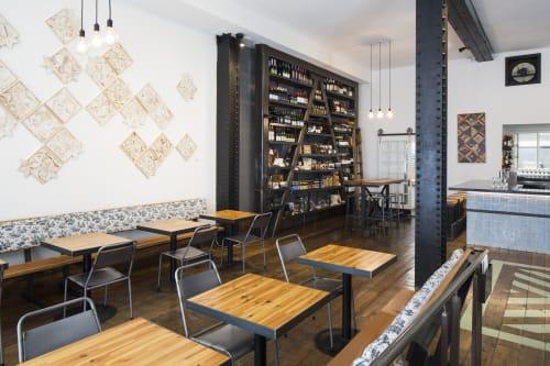 Homage SF, Restaurants, Interior Design