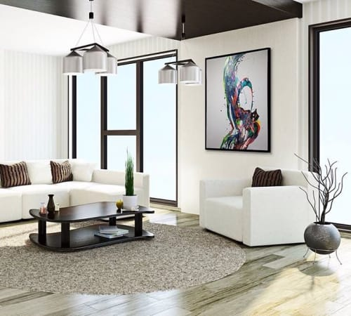 Paintings by Peter Triantos seen at Private Residence, Toronto - SP2 #64