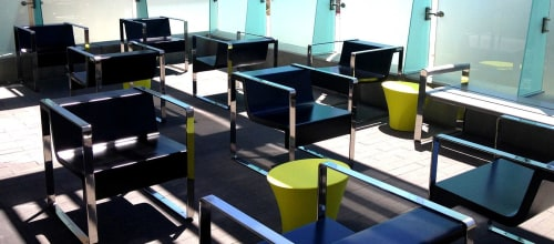 Benches & Ottomans by Jane Hamley Wells seen at University of California San Diego, La Jolla - Modern Furnitures