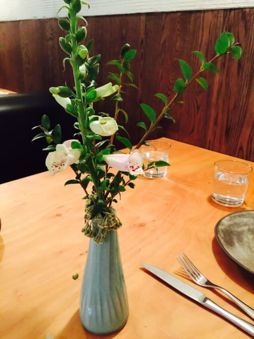 Floral Arrangements by The Petaler at The Progress, San Francisco - Floral Arrangements