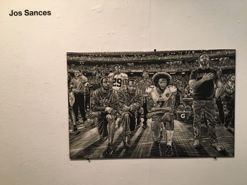 Jos Sances - Murals and Art