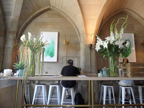 Bluestone Lane, Cafès, Interior Design