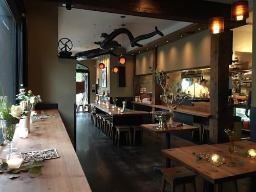 Namu Gaji, Bars, Interior Design
