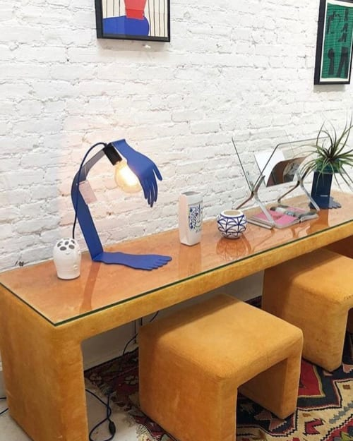 Lamps by Elyse Marguerite seen at Relationships, Brooklyn - Ogress Table Lamp