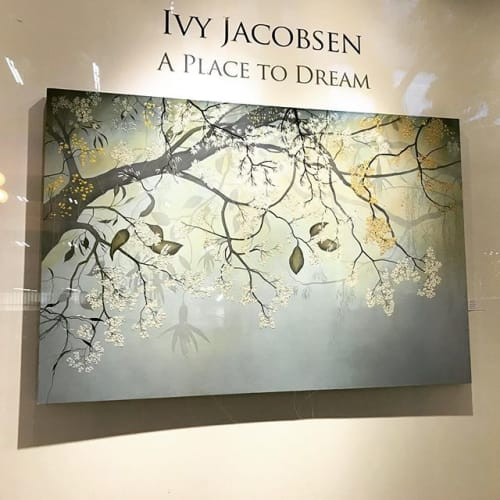 Paintings by Ivy Jacobsen seen at Patricia Rovzar Gallery, Seattle, WA, Seattle - All in Time